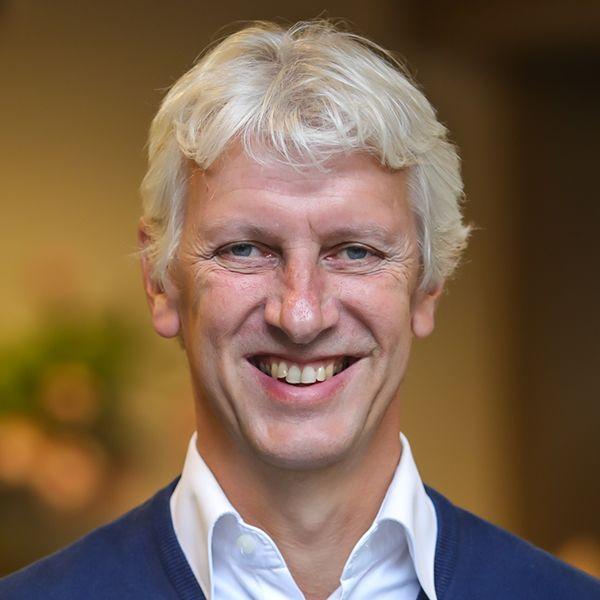 Bart Diederen, directeur Stichting Optimale Ondersteuning bij Kanker