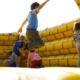 foto springkussen Kindermezzo - Stichting Optimale Ondersteuning bij Kanker