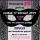 Knipsel Bingo Masquerade - Stichting Optimale Ondersteuning bij Kanker
