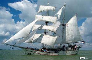 foto zeilschip Bounty Vaarkracht - Stichting Optimale Ondersteuning bij Kanker