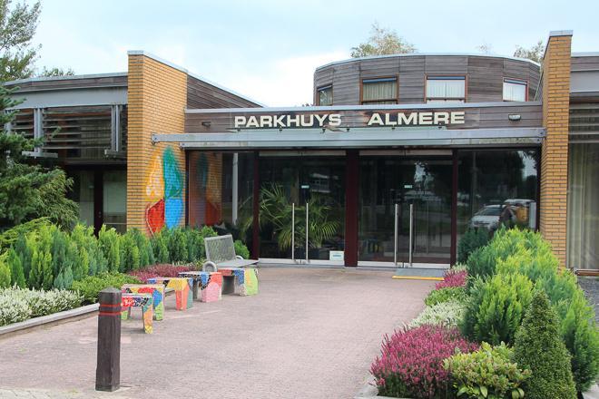 foto Inloophuis Parkhuys Almere - Stichting Optimale Ondersteuning bij Kanker