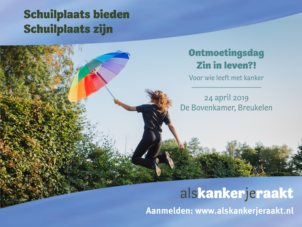 beamer Zin in Leven Breukelen - Stichting Optimale Ondersteuning bij Kanker