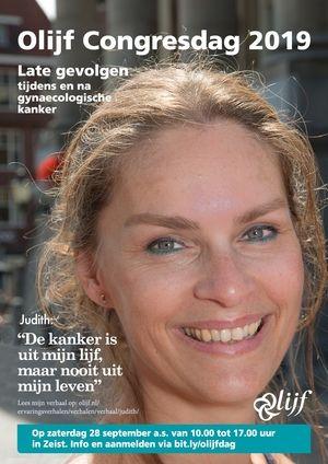 Flyer Olijfdag 2019 - Stichting Optimale Ondersteuning bij Kanker
