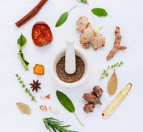 foto kruiden en specerijen Patio - Stichting Optimale Ondersteuning bij Kanker