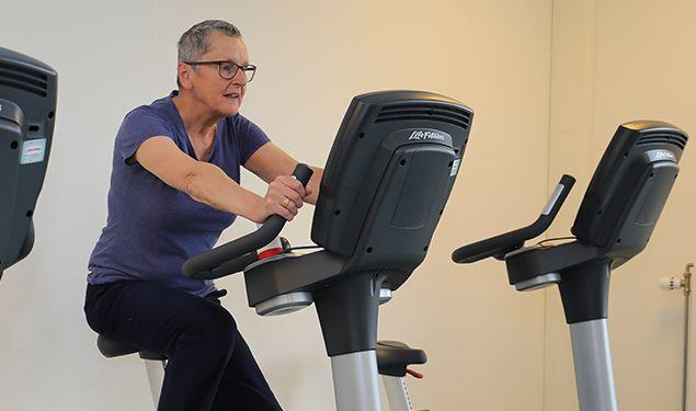 Energie en bewegen - Stichting Optimale Ondersteuning bij Kanker