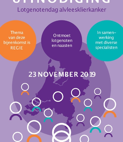 flyer lotgenotendag alvleesklierkanker - Stichting Optimale Ondersteuning bij Kanker