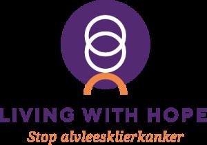 logo Living with Hope - Stichting Optimale Ondersteuning bij Kanker