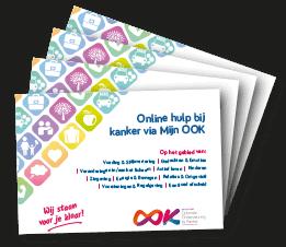 Informatiekaarten Mijn OOK - Stichting Optimale Ondersteuning bij Kanker