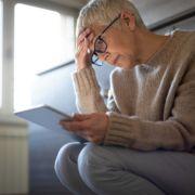 Vrouw volgt module Op adem na borstkanker - Stichting OOK