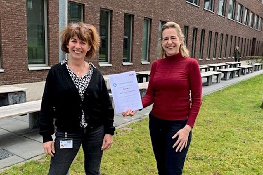 Ervaring opleiding OC Stichting Optimale Ondersteuning bij Kanker Rotterdam