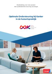 Toolbox Project Praktijkondersteuner Oncologie Koplopers in de eerstelijn - Stichting Optimale Ondersteuning bij Kanker