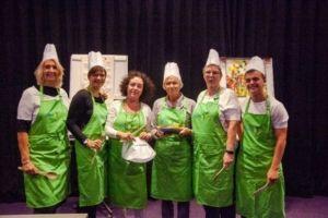 Vrijwilligsters Patiëntenvereniging Hoofd-Hals Stichting Optimale Ondersteuning bij Kanker Rotterdam